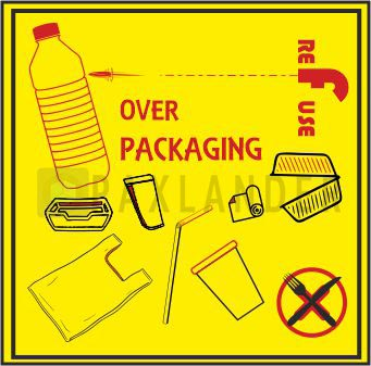 Over Packaging & Single Use Plastics