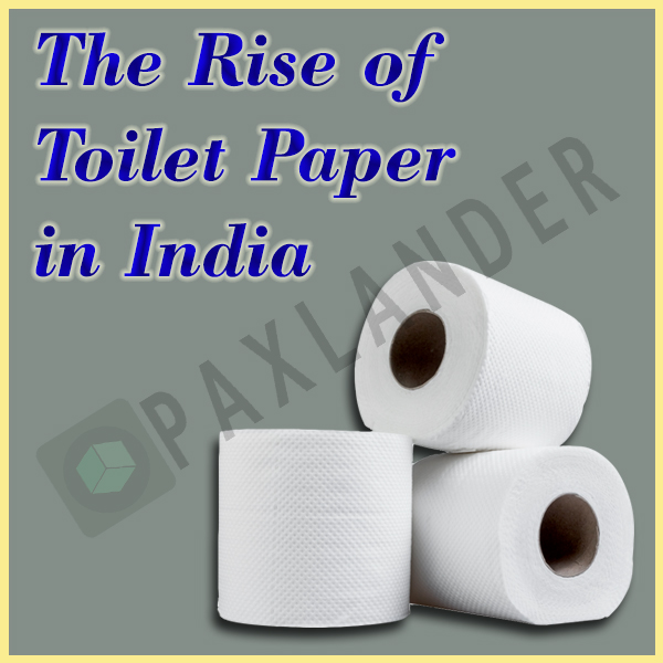 The Rise of Toilet Paper in India