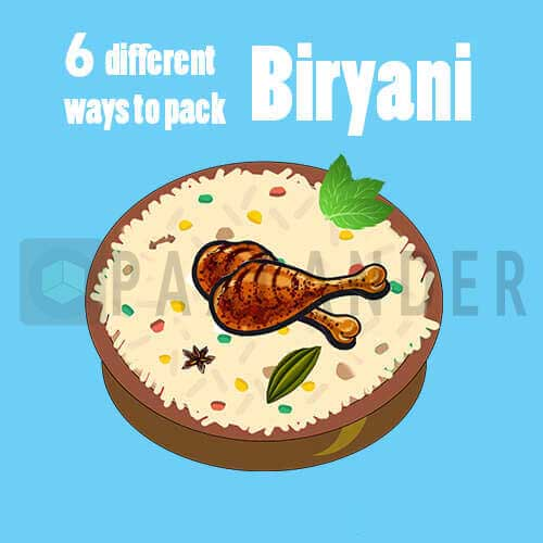 Is your packaging right for your Biryani?