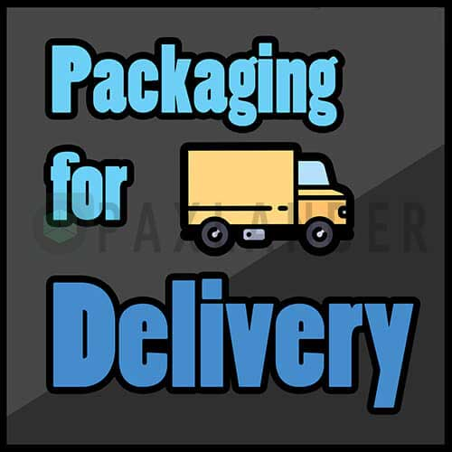 Packaging for Delivery