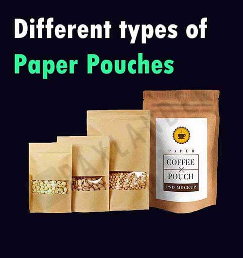 Find the right paper pouch!