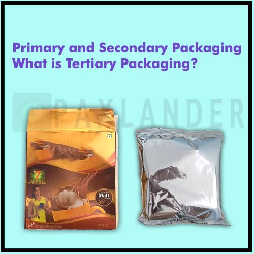 Primary Packaging & Secondary Packaging