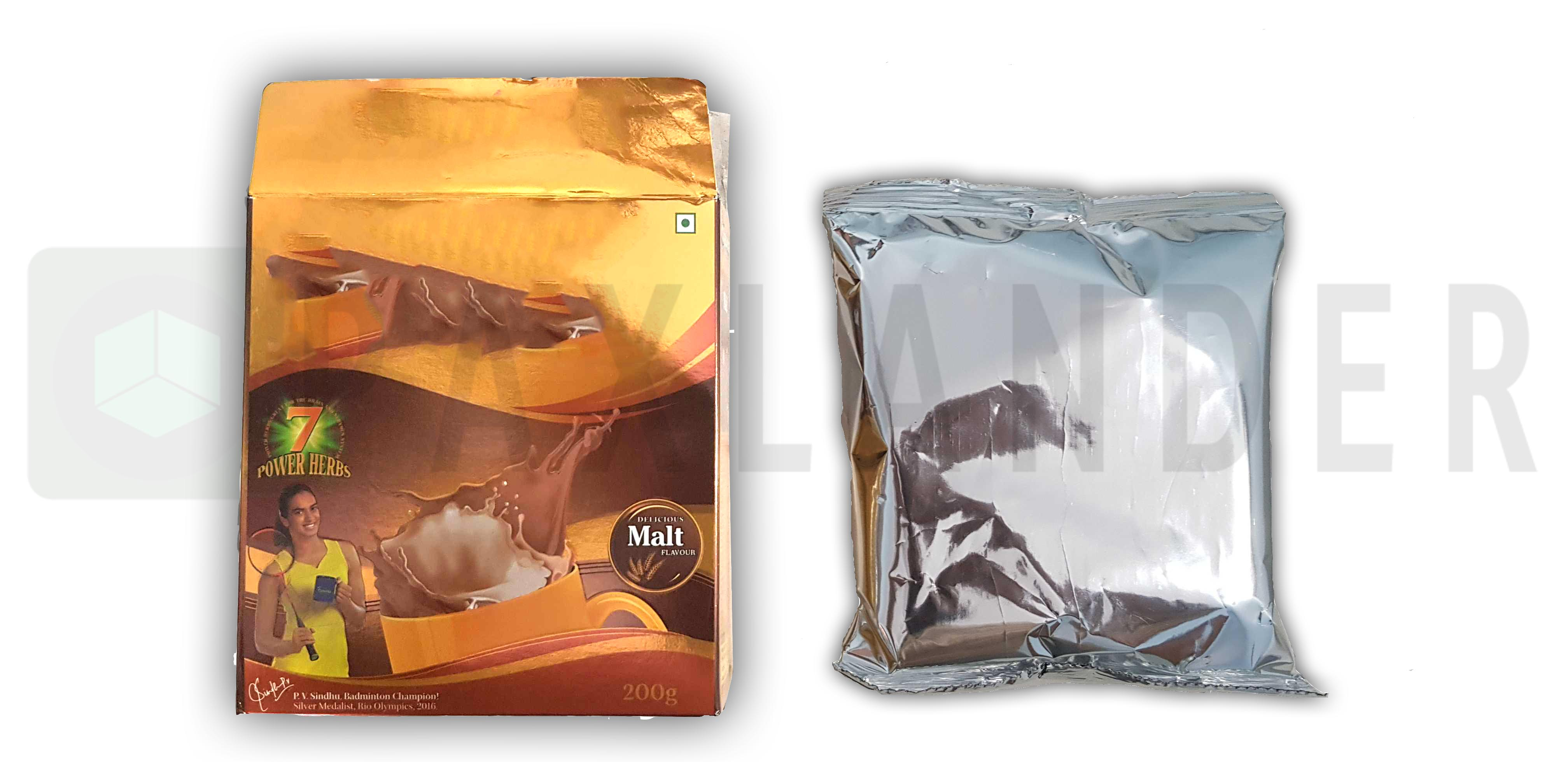 Primary Packaging & Secondary Packaging Image