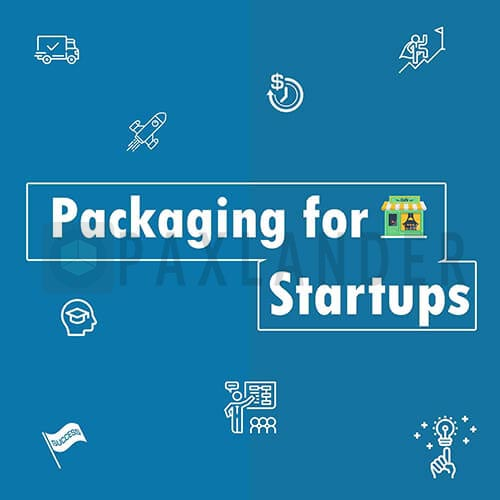 Start-ups! Choose the right packaging!